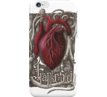 Frankenstein - The Heart of a Monster iPhone Case/Skin
