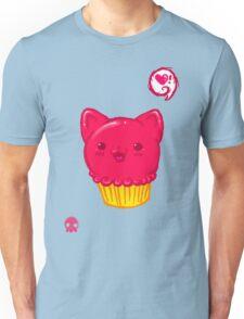 Cupcake Kitty Unisex T-Shirt
