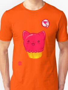 Cupcake Kitty Unisex T-Shirt