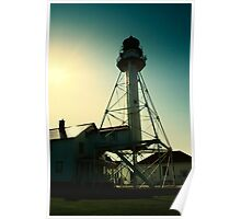 Lighthouse of Whitefish Point Poster