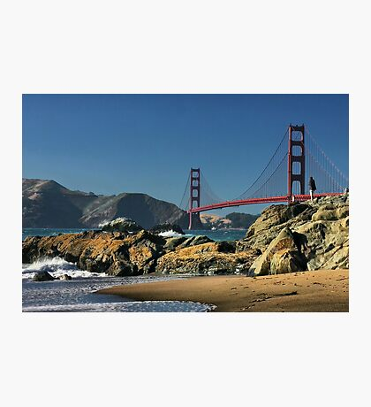 Into the Golden Gate Photographic Print