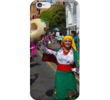 Join The Parade In Cuenca Ecuador iPhone Case/Skin