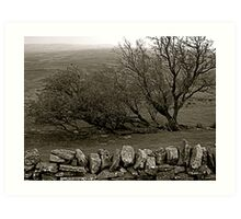 Cumbria High Country (1) Art Print