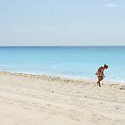 beach combing by aspenrock