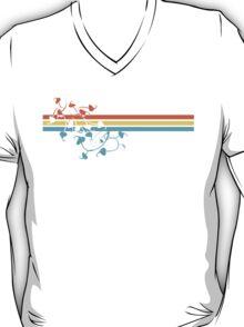 rainbow leaves T-Shirt