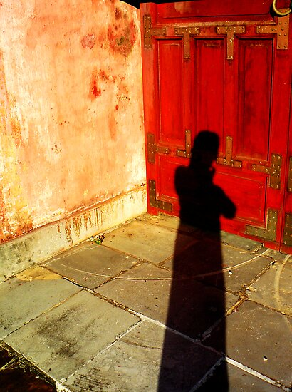 """""""A shadow of the past is chasing me..."""" by Tamara Travers"""