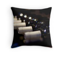 Brown Brothers Throw Pillow