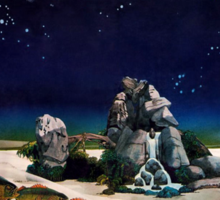 Tales from Topographic Oceans - Yes Sticker