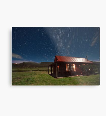 Higher Country Metal Print