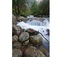 Eurobin Falls Photographic Print