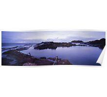 Kiama Sea Pool, Kiama, South Coast, NSW Poster