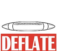 Deflate by Edward Fielding