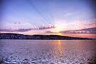 Kefalonian Sunset 6 by Paul Thompson Photography