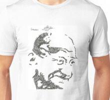 Gandhi - Sketch Unisex T-Shirt