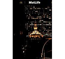 Helmsley & Metlife Photographic Print