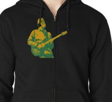 Jimmy Herring Design 2 Zipped Hoodie
