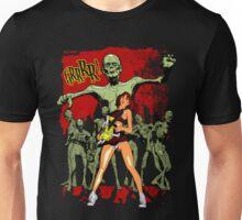 Zombie Killer Cheerleader Unisex T-Shirt