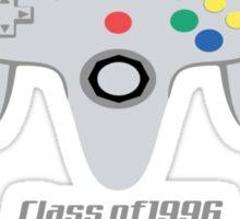 Videogames university Sticker