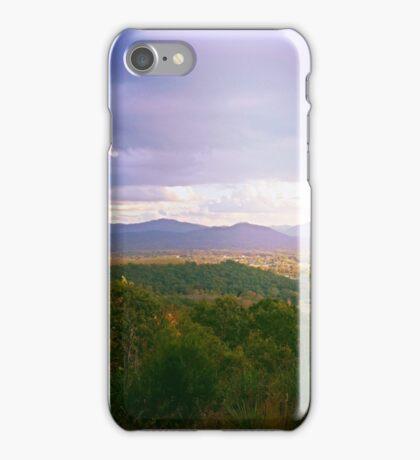 Blue Ridge Valley iPhone Case/Skin