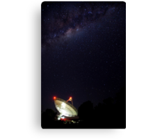The Final Frontier • Parkes • New South Wales Canvas Print