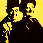 Laurel and Hardy by Stevie-Marie