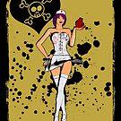 Nurse Heart Ripper by simonbreeze