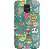 funny animals muzzle Samsung Galaxy Case/Skin