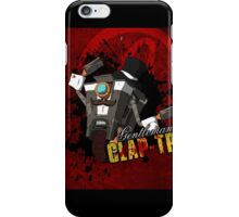 Borderlands - Gentleman Claptrap iPhone Case/Skin