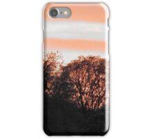 Red Skies iPhone Case/Skin