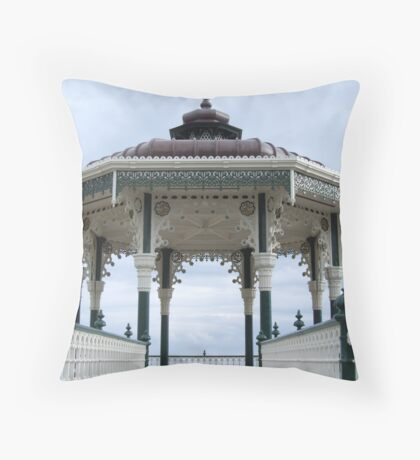 Birdcage Throw Pillow
