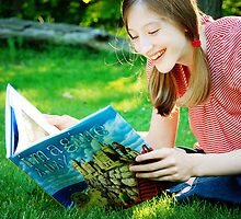 Joy of Reading by photographyjen