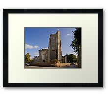 St.Nicholas at Wade Church Framed Print