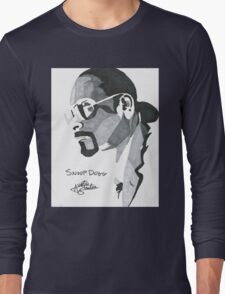 Snoop Dogg - Style Long Sleeve T-Shirt