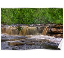 Wainwath Force - Keld  3 of 5 Poster