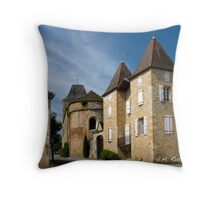 Goujounac Charm Throw Pillow