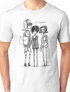 Art Students. T-Shirt