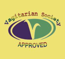 Vagitarian Society: Approved by taiche