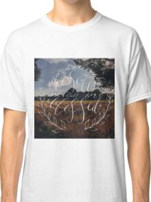 Her Children Rise up and Call Her Blessed Classic T-Shirt