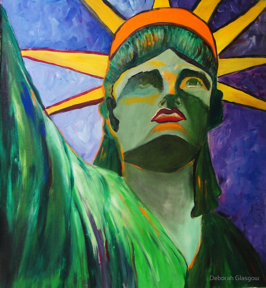 Lady Liberty by Deborah Glasgow