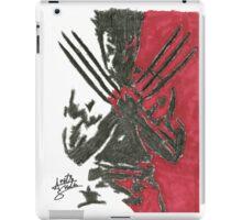 Wolverine - Movie iPad Case/Skin