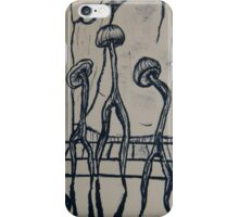 The Room is Devoid of Furniture iPhone Case/Skin