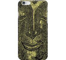 Buddha of Compassion 1 - Design 4 iPhone Case/Skin