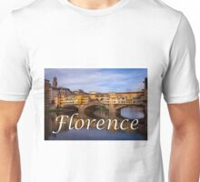 Vecchio bridge Unisex T-Shirt