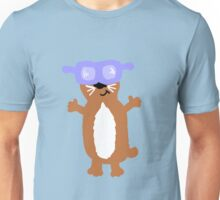 Hollywood Hamster Unisex T-Shirt