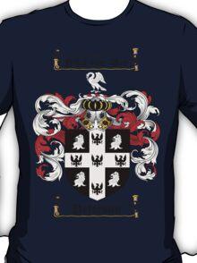 Peterson Family Crest / Peterson Coat of Arms T-Shirt T-Shirt