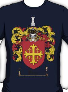 Perez Family Crest / Perez Coat of Arms T-Shirt T-Shirt
