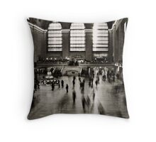 Grand Central Terminal, New York Throw Pillow