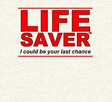 LifeSaver™ - I Could Be Your Last Chance Zipped Hoodie