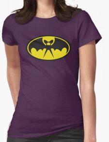 The Zubatman Womens Fitted T-Shirt