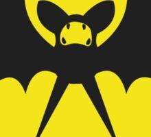 The Zubatman Sticker